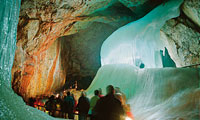 Ice Caves at Werfen