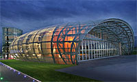 Hangar 7 in Salzburg - © Red Bull Photofiles